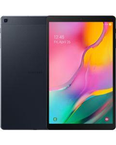 """Samsung - Galaxy Tab A 10.1"""" LTE 32GB (2019)- Black"""