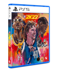 NBA 2K22 Special Edition (75th Anniversary) for PS5