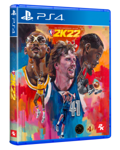 NBA 2K22 Special Edition (75th Anniversary) for PS4