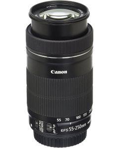 Canon lens 55-250 f/4.0-5.6