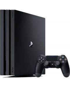 Sony - PlayStation 4 Pro Console - Jet Black