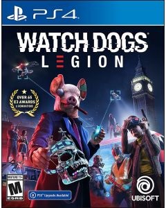 PS4 Watch Dogs: Legion Standard Edition
