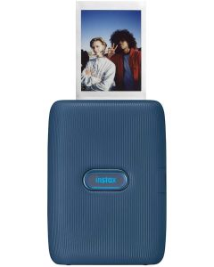 Fujifilm - instax Mini Link Photo Printer - Navy