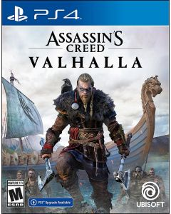 PS4 Assassin's Creed Valhalla Standard Edition