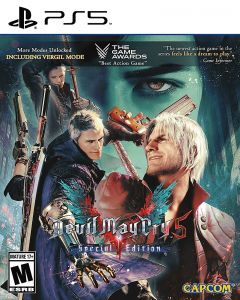PlayStation 5 Devil May Cry 5 Special Edition