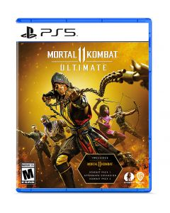 PlayStation 5 Mortal Kombat 11: Ultimate Edition