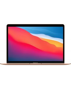 "MacBook Air 13.3"" Laptop - Apple M1 chip - 8GB Memory - 256GB SSD - Gold"