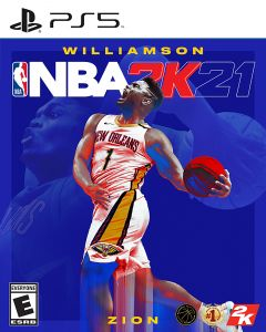 PlayStation 5 NBA 2K21 Standard Edition