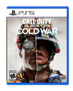 PlayStation 5 Call of Duty: Black Ops Cold War Standard Edition
