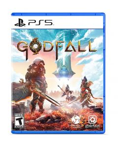PlayStation 5 God fall