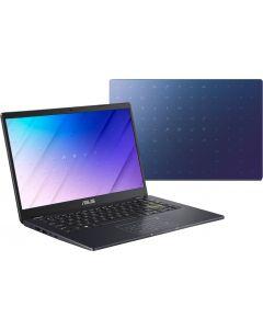 """ASUS - 14.0"""" Laptop - Intel Celeron N4020 - 4GB Memory -128GB SSD - Peacock Blue"""