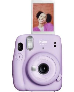 Fujifilm - instax mini 11 Instant Film Camera - Lilac Purple