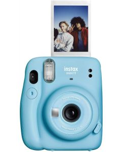 Fujifilm - instax mini 11 Instant Film Camera - Sky Blue