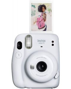 Fujifilm - instax mini 11 Instant Film Camera - Ice White