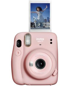 Fujifilm - instax mini 11 Instant Film Camera - Blush Pink
