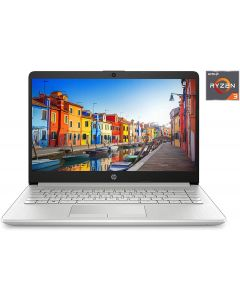"HP 14"" HD AMD Ryzen 3 3.5GHz 4GB 1TB HDD Radeon Vega 3 Webcam Windows 10 Laptop"