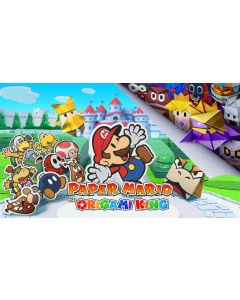 Nintendo Switch Game Paper Mario: The Origami King
