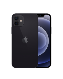 iPhone 12 128GB Black Dual SIM