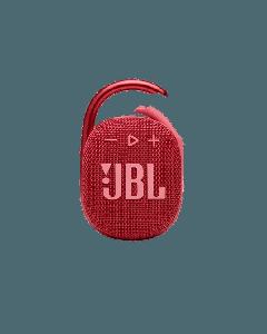 JBL - CLIP4 Portable Bluetooth Speaker -Red