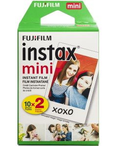 Fujifilm - instax mini Instant Color Film Twin Pack