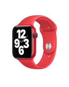 Apple Watch Series 6 GPS, 44mm (PRODUCT) RED Aluminum Case with Sport Band
