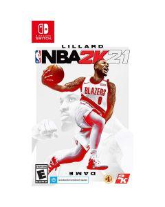 Nintendo Switch NBA 2K21 Standard Edition