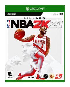Xbox One NBA 2K21 Standard Edition