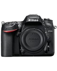 Nikon Slr D7200 Body Black