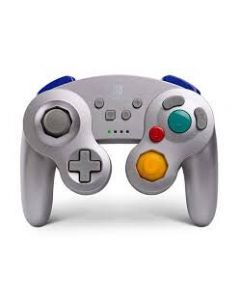 NSW Wireless Controller Silver