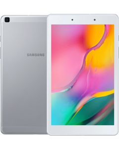 "Samsung - Galaxy Tab A 8"" LTE (Latest Model) - 32GB - Silver"