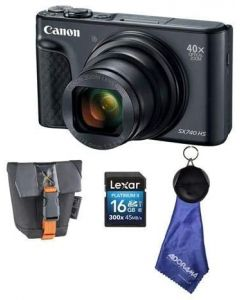 Canon SX 740 Blk