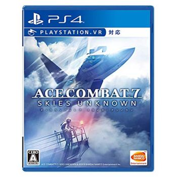 PS4 Ace Combat 7: Skies Unknown Standard Edition
