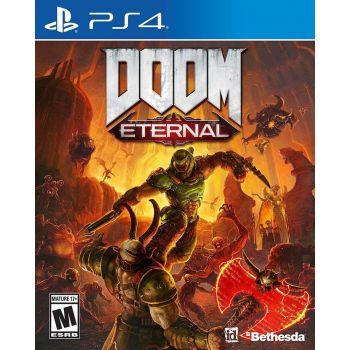 PS4 DOOM Eternal Standard Edition