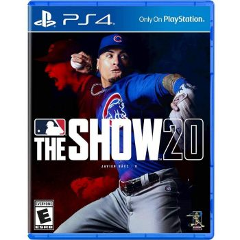 PS4 MLB The Show 20 Standard Edition