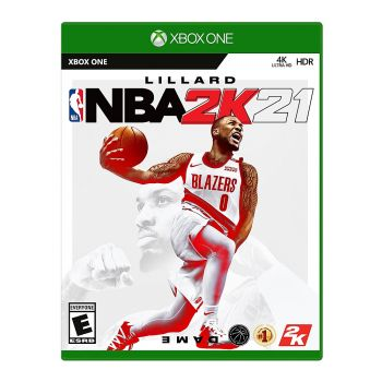 Xbox One NBA 2K21 Standard Edition